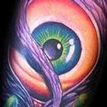Tattoos - Biomechanical Sleeve Tattoo - 115369
