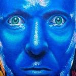 Tattoos - Blue Man Group Las Vegas - 119114