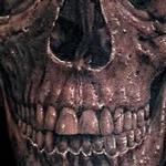 Tattoos - Skull Tattoos - 117628