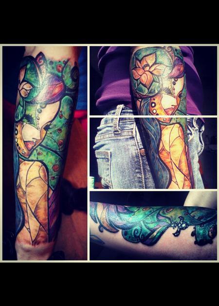 Tattoos - NOLA girl - 98759