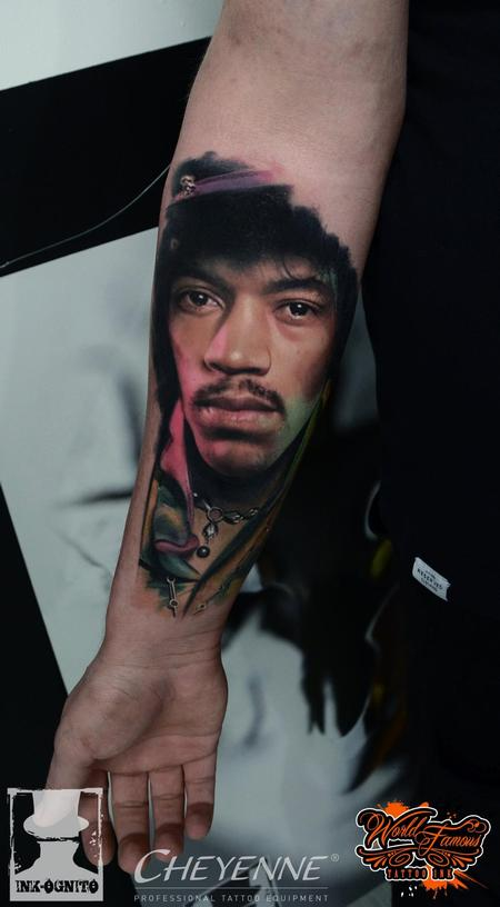 Tattoos - Jimi Hendrix - 114511
