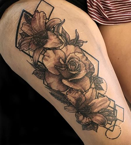 Flower Coverup  Design Thumbnail