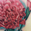 Tattoos - Carnation tattoo - 99042