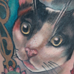 Tattoos - Cat tattoo - 89388