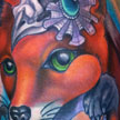 tattoos/ - Frankie the Fox tattoo - 89394
