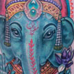 Ganesha Tattoo  Tattoo Design Thumbnail