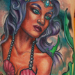 Tattoos - Mermaid tattoo - 73095