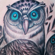 Tattoos - Owl family tattoo - 92145