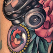 Tattoos - Rollerskate tattoo - 92155