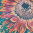 Tattoos - Sunflower tattoo - 92140