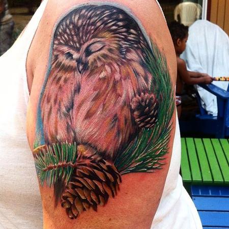 Owl Design Thumbnail
