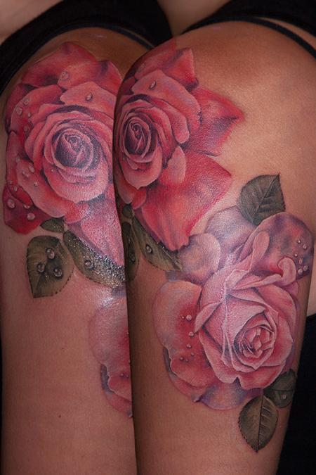 Maija Arminen - roses