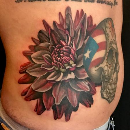 Tattoos - Black Dahlia - 126243