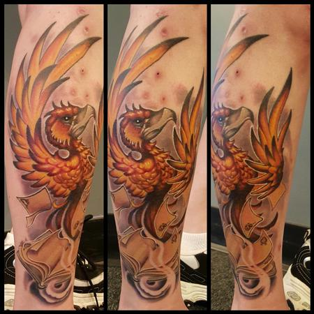 Tattoos - Pheonix  - 115472