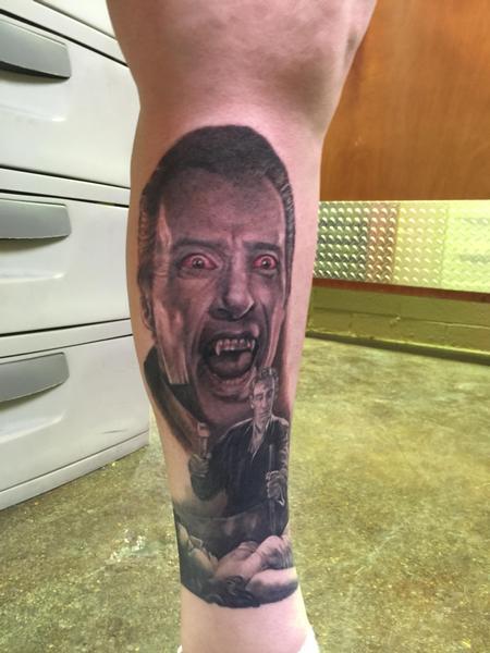 Tattoos - Dracula - 101428