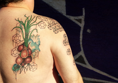 Onion Tattoo Thumbnail