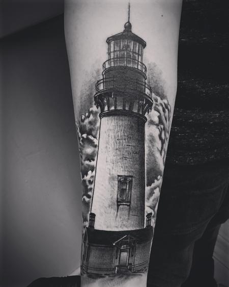Tattoos - Lighthouse - 132983