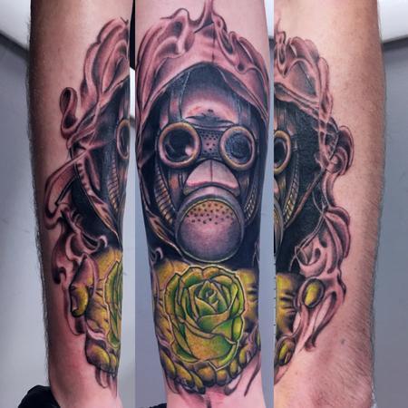 Tattoos - fallout - 132982