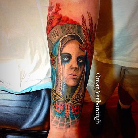 Tattoos - Virgo - 103552