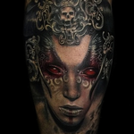 Tattoos - Vampiric Portrait - 104534