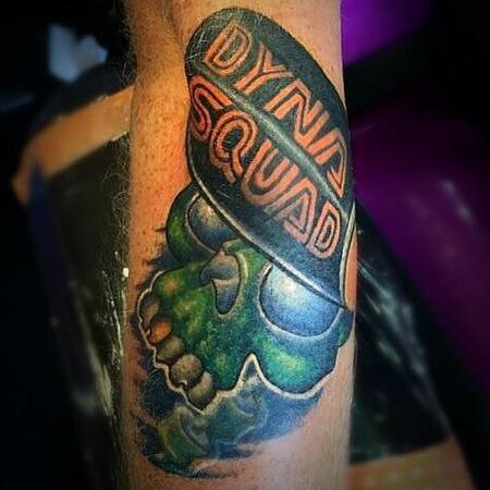 Tattoos - Dyna Squad - 106211