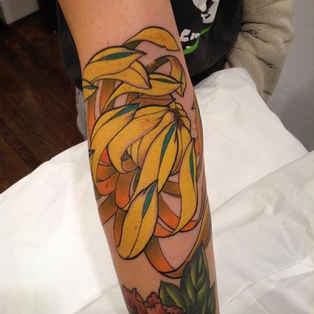 Tattoos - Chrysanthemum - 106178