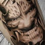 Hannya Tattoo Design Thumbnail