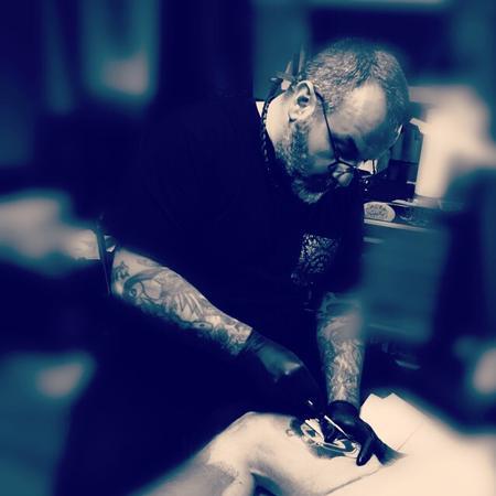 Tattoos - Tebori Style - 109498