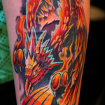 Pheonix Tattoo Design Thumbnail