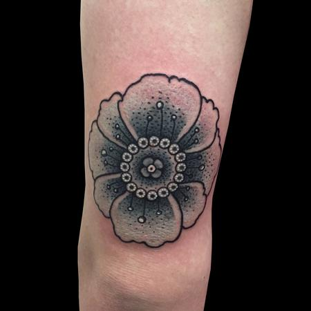 off the map tattoo flower poppy tattoos page 1