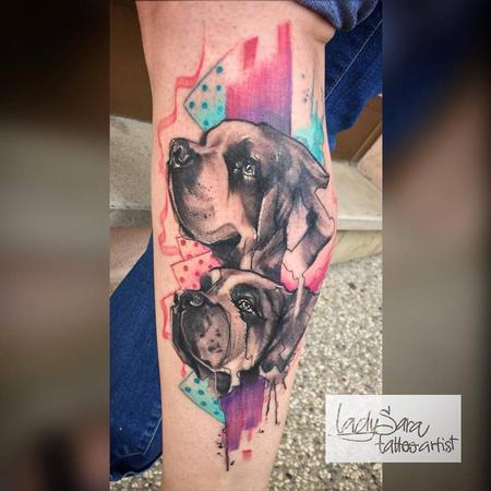 ANIMAL LOVER Tattoo Design Thumbnail
