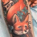 Foxy Tattoo Design Thumbnail
