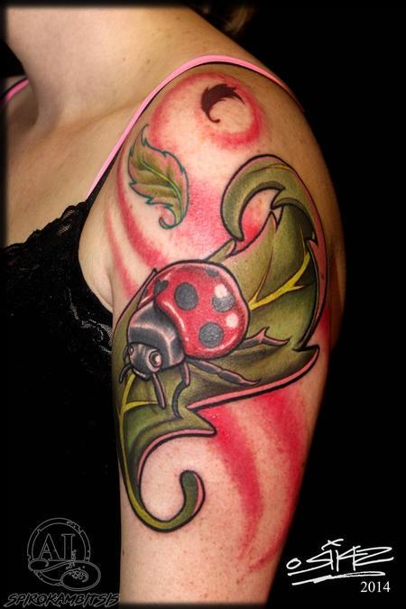 Ladybug Design Thumbnail