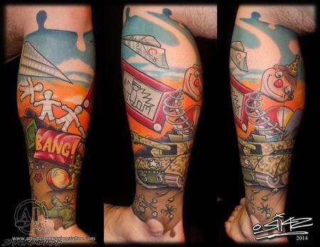 Tattoos - Toys - 111459