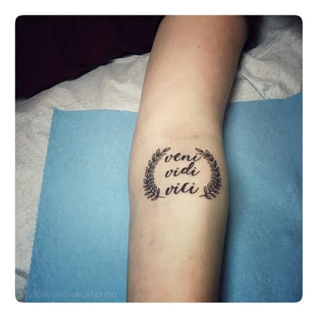 Tattoos - I came I saw I conquered - 126974