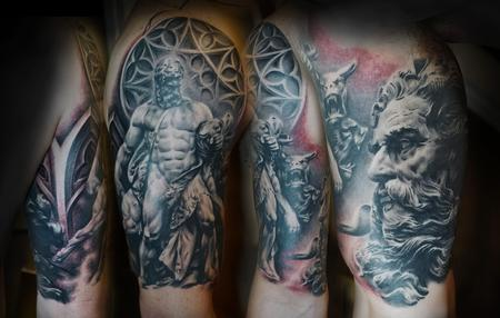 Tattoos - The Gods - 119499