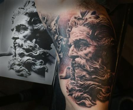 Tattoos - Poseidon - 119274