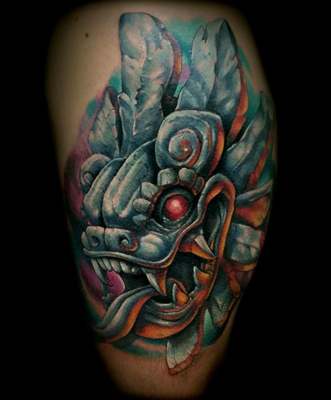 Mexican by zhimpa moreno tattoonow for Tattoo shops in moreno valley