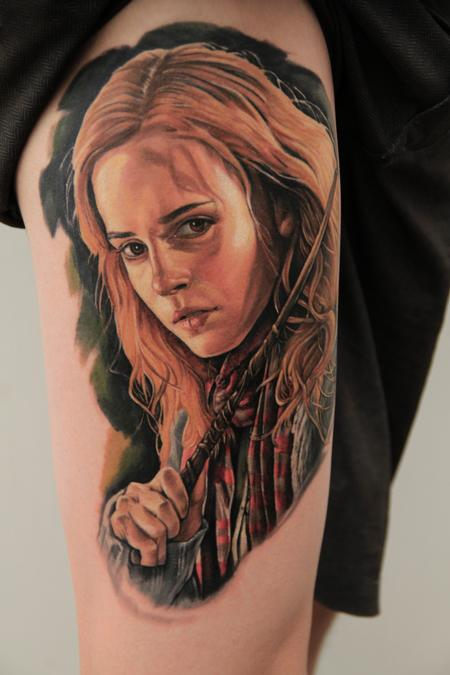 Tattoos - Hermione (Harry Potter) - 117877