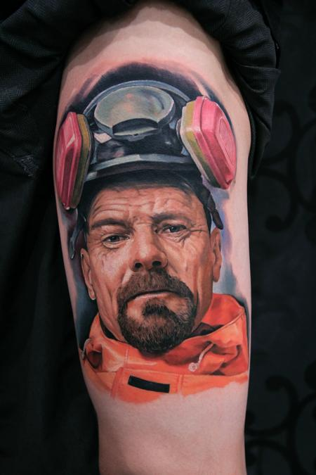 Tattoos - Walter White ( Breaking Bad) - 117878