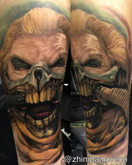 Zhimpa Moreno - Inmortan Joe (MAD MAX)
