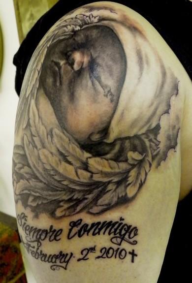 Tattoos - Forever Loved - 52403