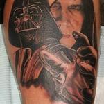 Force Choke Tattoo Design Thumbnail