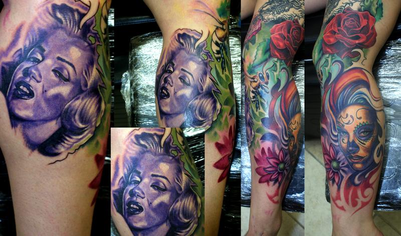 Untitled by ernesto nave tattoonow for Beauty mark tattoo