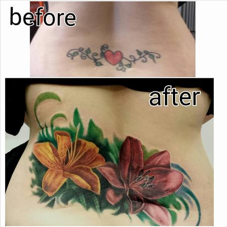 Tattoos - coverup ernesto nave - 86829