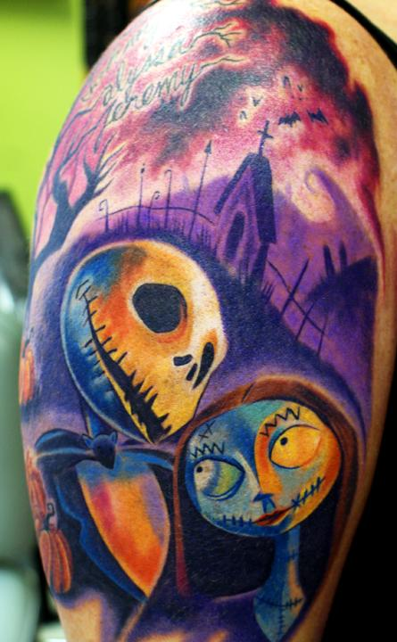 Ernesto Nave - jack and sally