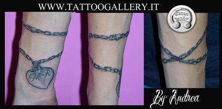 Tattoos - Ciondolo  - 98471