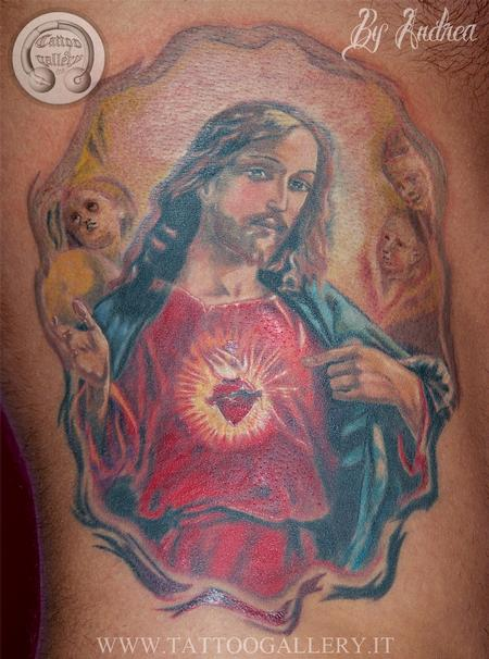 Cristo Tattoo Design Thumbnail