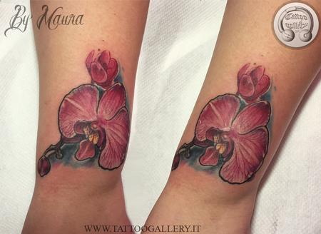 pink orchid Design Thumbnail