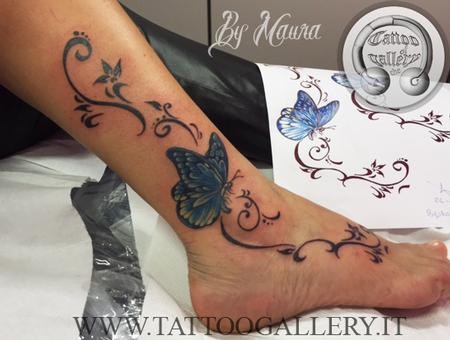 Tattoos - Butterfly - 109728